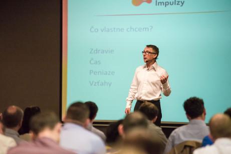 Motivační seminář Bratislava