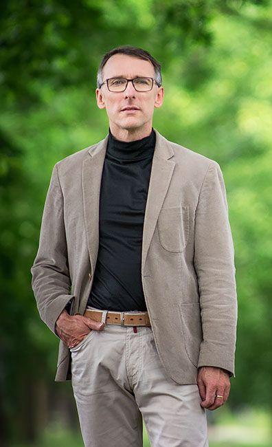 portrét Peter Urbanec