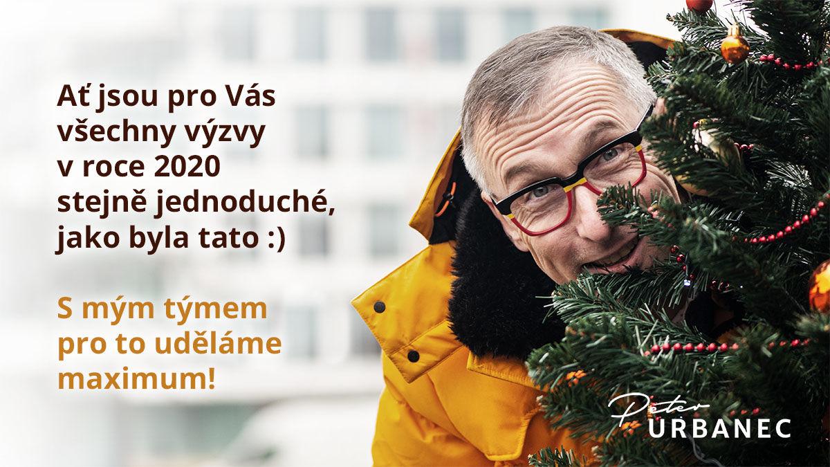 Peter Urbanec PF2020